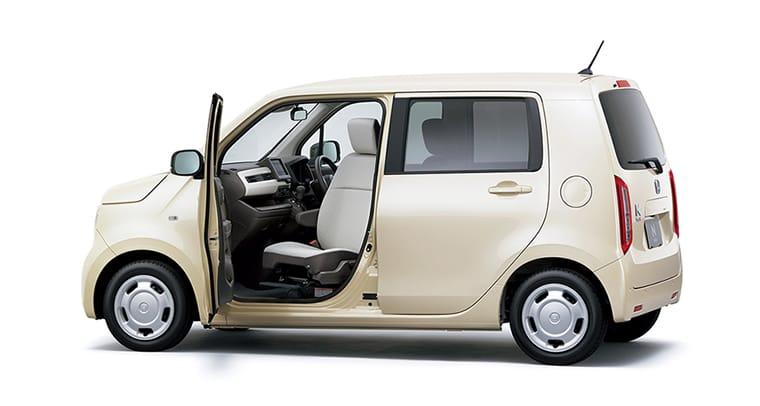 N-WGN(助手席回転シート車)
