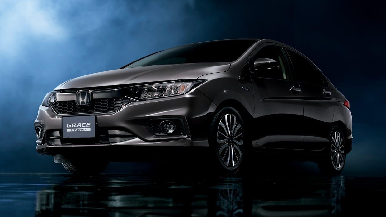GRACE HYBRID EX・Honda SENSING特別仕様車 BLACK STYLE