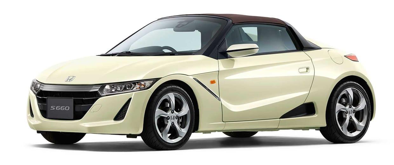 「S660」に特別仕様車を設定し発売