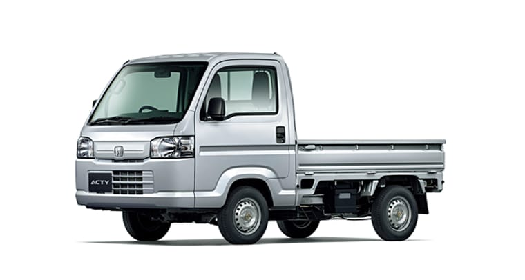 アクティ・トラック