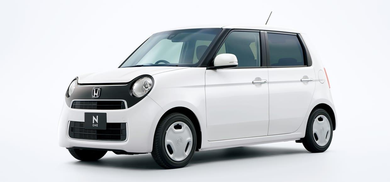 軽自動車「N-ONE」をマイナーモデルチェンジして発売