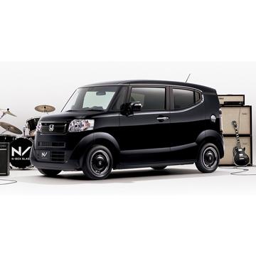 「N-BOX SLASH」に特別仕様車「INDIE ROCK STYLE」を設定し発売